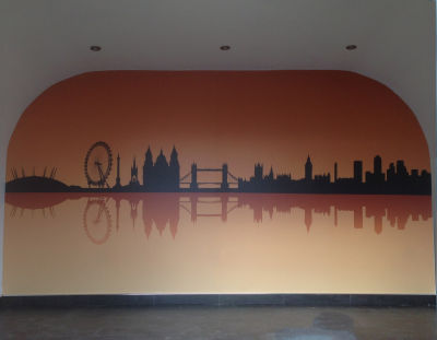 We Do: Digital Wallpaper and Vinyl Walls